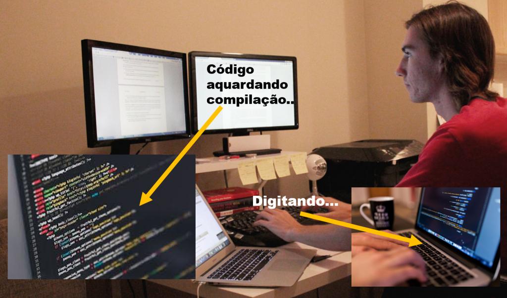 programador estudando
